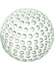 Longridge Presse-papier balle de golf en cristal mixte adulte 10 x 10 x 8 cm