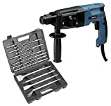 Makita HR2470 24mm Combination Hammer (S...