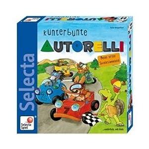Selecta 3560 Autorelli - Juego de concentración (versión en alemán)