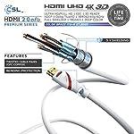 CSL-cble-HDMI-20-Ultra-HD-4k-mle-mle-noir-blanc-FR