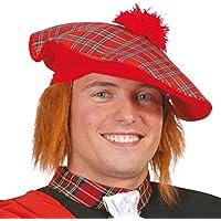 Fiestas guirca gui13312–Rampante sombrero con pelo