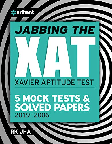 Jabbing Thee Xat Solved Papers And Mock Tests 2020
