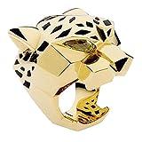 Best Personalizados regalos de un chica para los novios - Flyonce Anillos para Mujer Serie de Animal Leopardo Review