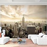 Fototapete New York 352 x 250 cm - Vliestapete - Wandtapete - Vlies Phototapete - Wand - Wandbilder XXL - !!! 100% MADE IN GERMANY !!! Runa Tapete 9005011b