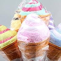 Toallas como niedliche Cucurucho de helado