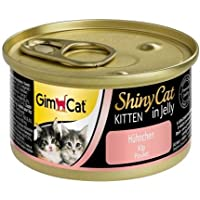GimCat ShinyCat Gatitos en Gelatina de Pollo 70 gr