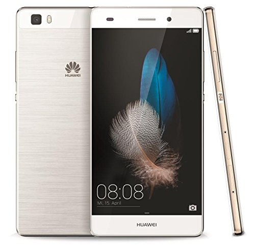 Huawei P8 lite Dual-SIM Smartphone (5 Zoll (12,7 cm) Touch-Display, 16 GB Speicher, Android 5.0) weiß - 7