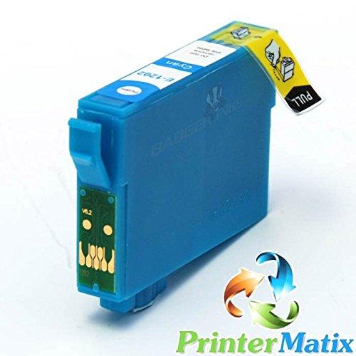 EPSON T1282 CIANO Stylus office bx625fwd/630fw/635fwd/925 CARTUCCE COMPATIBILI Confezione da