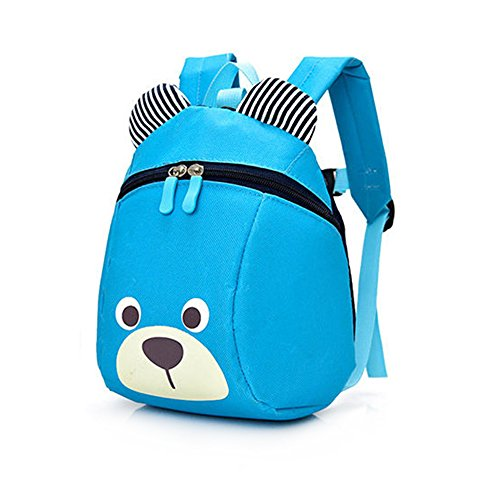 Imagen de dafenq linda bear bebé  infantil guarderia niños escuela  con seguridad riendas belt azul  alternativa