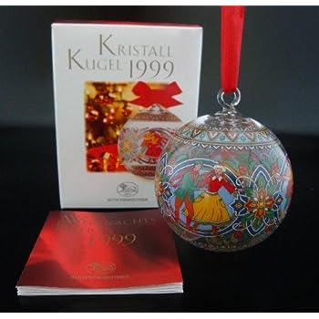 Hutschenreuther Kristall Kugel 1999, Kristallkugel