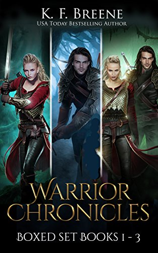 Warrior Chronicles Boxed Set (Books 1-3) (English Edition)