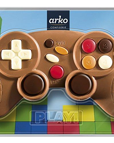 Arko Schokoladen-Gamepad, Edelvollmilch-Schokolade, 70 G