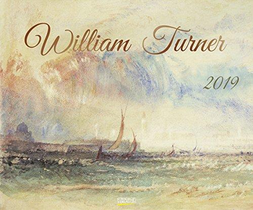 William Turner - Kalender 2019 - Art-Format - Korsch-Verlag - 46 x 55 cm