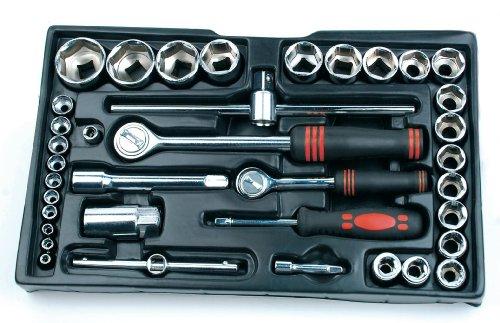 Mannesmann Bestückte Werkzeugbox 155-tlg., M29066 - 4