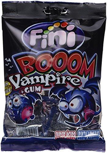 Fini Booom Vampire & Gum, 12er Pack (12 x 80 g) (Spaß Der Bar Halloween-getränke An)