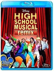 High School Musical - Remix [Blu-ray]
