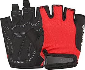NIVIA RIDER CYCLING GLOVE BLACK
