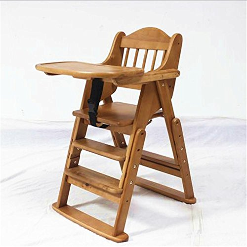 AMYMGLL Children Dining Chair Baby food chair adjustable foil solid wood birch Green safe multicolor selection 51Yb7vB2QnL
