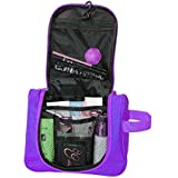House Of Quirk Toiletry Bag For Men & Women(Purple)