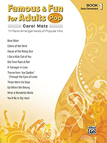 Famous & Fun for Adults -- Pop, Bk 1: 11