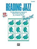 Reading Jazz: The New Method for Learning to Read Written Jazz Music (Trumpet), Book & CD