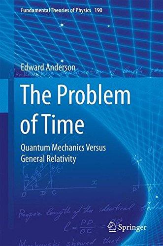 Descargar THE PROBLEM OF TIME: QUANTUM MECHANICS VERSUS GENERAL RELATIVITY: 2017