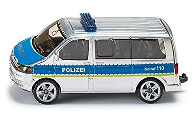 SIKU 1350 Polizei Mannschaftswagen (Maßstab 1:55) von SIKU