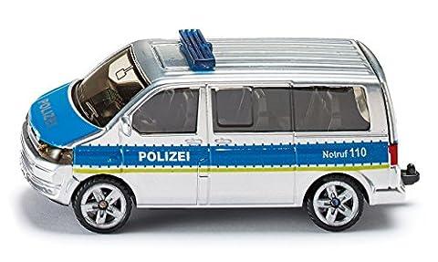 SIKU 1350 Polizei Mannschaftswagen (Maßstab 1:55)