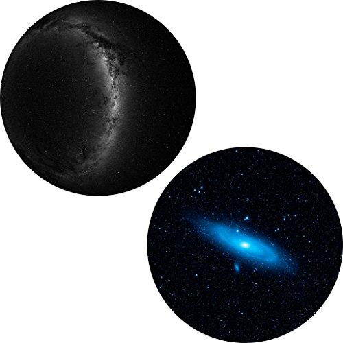 Sega Toys Dia-Set Südlicher Sternenhimmel und Andromeda-Galaxie