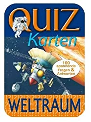 Quizkarten Weltraum: 100 spannende Fragen und Antworten