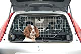 Picture Of Speedwellstar Dog Guard Universal Car Headrest Travel Mesh Grill Pet Safety Barrier Adjustable