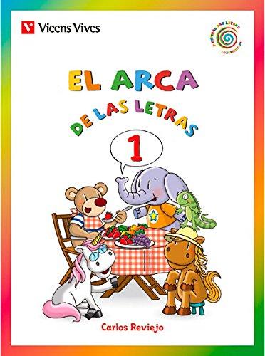 EL ARCA DE LAS LETRAS 1 (E, O, A, I, U) N/C: El Arca De Las Letras 1. Letras E, O, A, I, U.: 000001 (La Espiral de Las letras) - 9788468206677