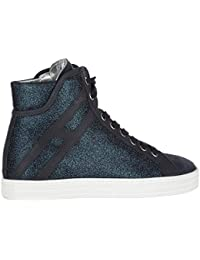 Amazon.it  scarpe hogan donna rebel - Scarpe da donna   Scarpe ... ab46315196f