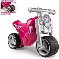 Smoby Correpasillos Moto Rosa, 770113