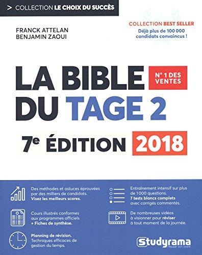 La bible du TAGE 2