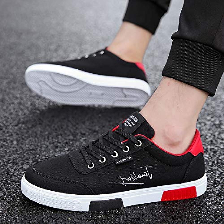 NANXIEHO Canvas Canvas Canvas scarpe Scarpe da uomo Trend Leisure scarpe da ginnastica da uomo Studenti scarpe da ginnastica traspiranti | modello di moda  | Uomini/Donna Scarpa  9f96ec