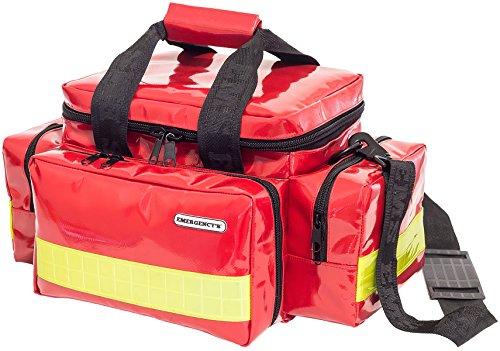 ELITE BAGS LIGHT BAG Notfalltasche (44 x 25 x 27cm) ohne Inhalt! (rot PLANE)
