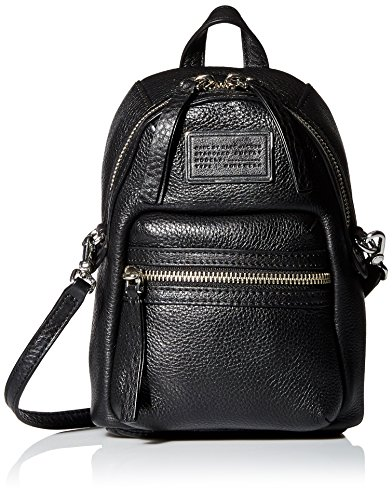 Marc by Marc JacobsDomo Biker Cross Biker - Domo Biker, a tracolla Donna, nero (Cruz V2 Fresh Foam), Taglia unica