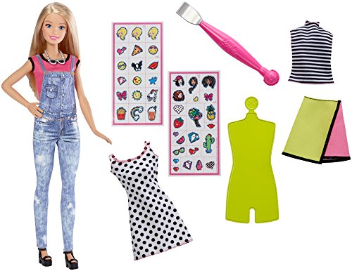- 51YbFqvJYsL - Barbie Do it Yourself Emoji Style, Multi Color home - 51YbFqvJYsL - Home