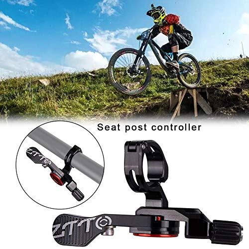 Bike Remote Lockout Hebel ,Fahrrad Dropper Sattelstütze Remote Hebel mit Sealed Bearing Bike Zubehör