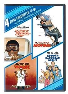 4 Film Favorites: Richard Pryor [DVD] [Region 1] [US Import] [NTSC]