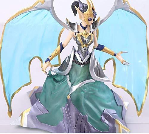 figurilla League of Legend Morgana Fallen Angel Game Figure - 27cm
