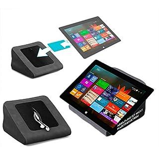 reboon Tablet Kissen für das Notion Ink Able 10 - ideale iPad Halterung, Tablet Halter, eBook-Reader Halter für Bett & Couch
