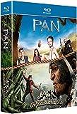COFFRET PAN / JACK Blu-Ray - Fabricant : WARNER BROS - Code EAN : 5051889581024filtre