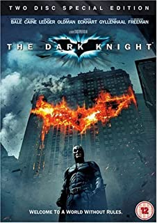 The Dark Knight (Two Disc Special Edition) [DVD] [2008] (B001CEE1W6) | Amazon price tracker / tracking, Amazon price history charts, Amazon price watches, Amazon price drop alerts