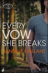 Every Vow She Breaks: Who's Watching Now 3 (A gripping, suspenseful thriller) (English Edition)