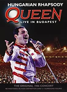 Hungarian Rhapsody : Live In Budapest - Édition Deluxe (Digipack DVD + 2 CD)