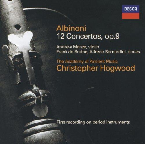 Albinoni: Concertos Op.9 Nos.1...
