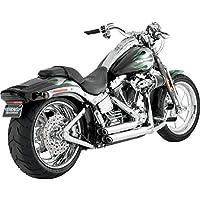 Vance & Hines Shortshots Staggered cromo (Harley Davidson Dyna 1986-2011)