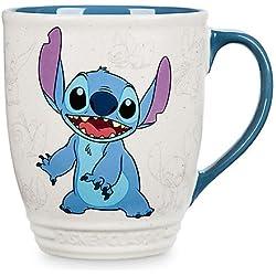 Disney Stitch Taza de Colección Animators